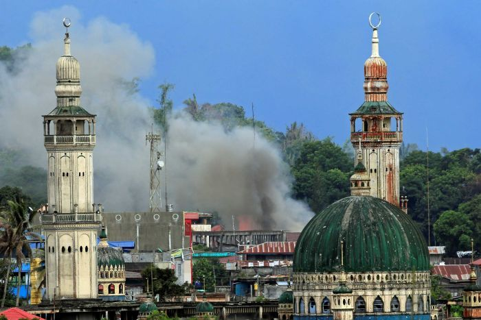 Marawi Mosques